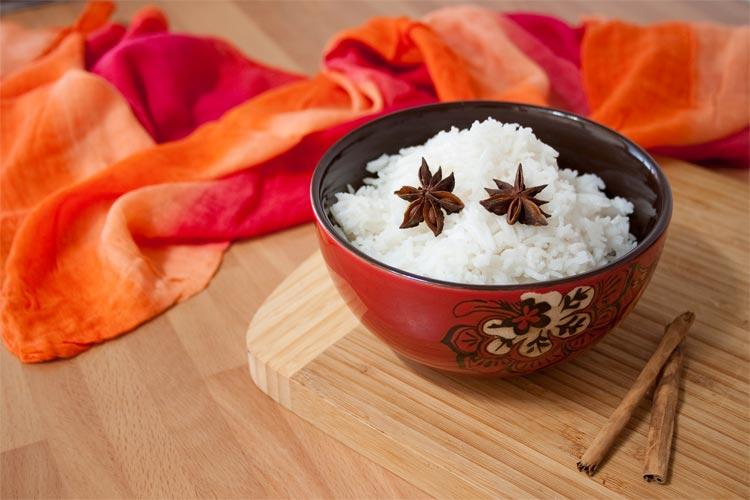 Cómo hacer arroz basmati