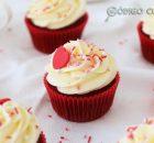 Cómo hacer cupcakes de red velvet