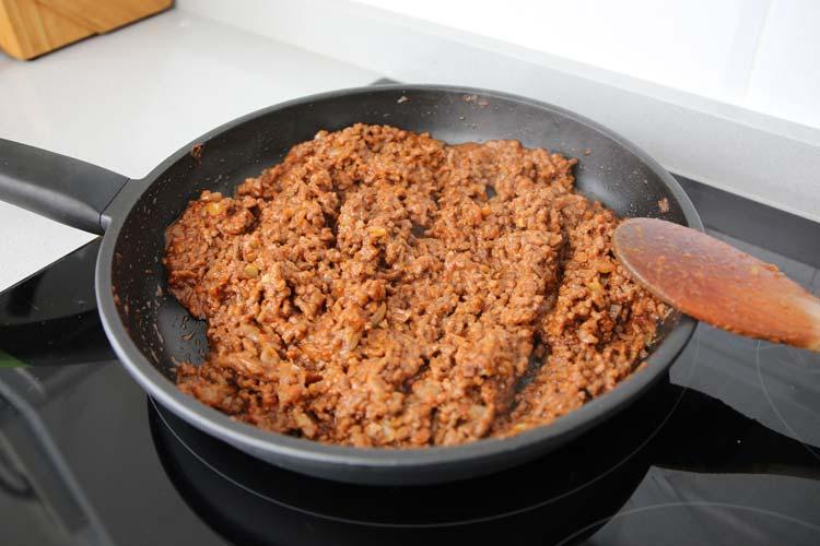 salsa carne picada moussaka