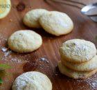 Cómo hacer galletas de limón caseras