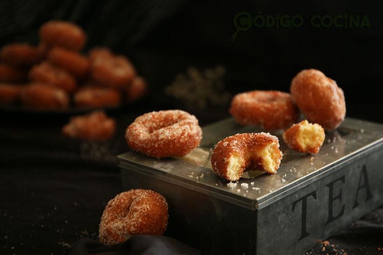 Rosquillas de naranja caseras