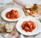 Bonito con tomate