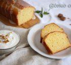 Bizcocho de yogur griego y limón con Mambo