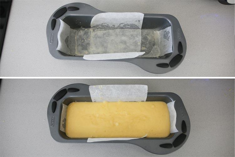 Forra el molde con papel apto para horno y/o engrásalo