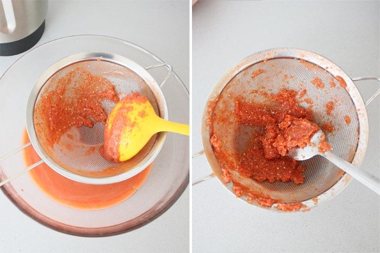 colar gazpacho fresa