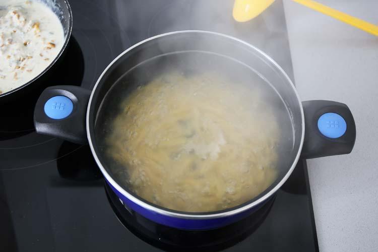 Cocer la pasta