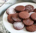 Galletas de cacao o de chocolate fáciles