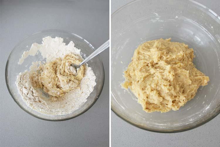 Masa para hacer rosquillas de anís