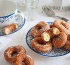 Rosquillas fritas con anís