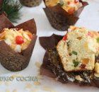 Muffins con agua de azahar