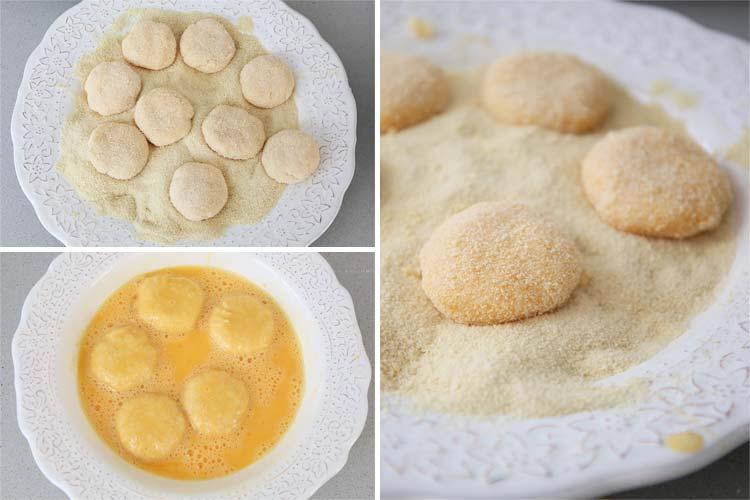 Nuggets empanados
