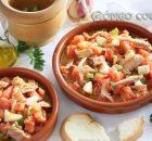 Pipirrana de Jaén, receta fácil