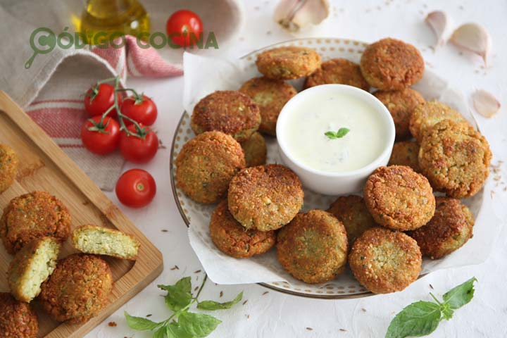 Falafel, receta fácil